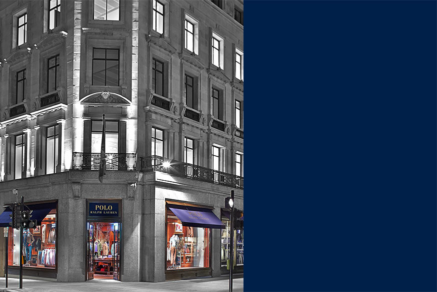 Photo of the Polo Flagship Store